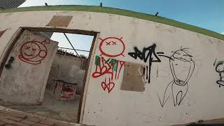 Beta95 PusherBee Cinewhooping the Art Gallery with a Full GoPro