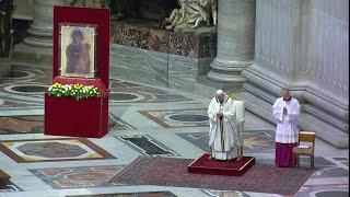 Missatge «Urbi et orbi» del Papa en la Pasqua 2020