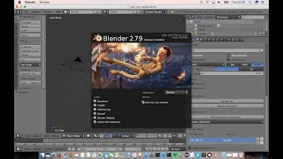 GPU and CPU Rendering in Blender