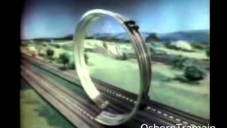 1967 Aurora HO Slot Car TV Commercial