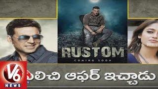 Akshay Kumar to romance Ileana D'Cruz and Esha Gupta in Rustom movie