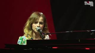 Gabrielle Aplin Performs 'Salvation' | Global Citizen Live In Brixton 2018