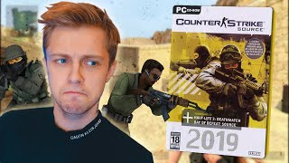 Counter-Strike: Source в 2019