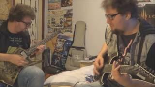 Slum Dogz - For All Time (Guitar Cover)