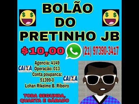PALPITES PARA O JOGO DO BICHO✔ 10/06/2019✔ CANAL DO PRETINHO JB