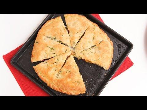 Stuffed Focaccia Bread Recipe – Laura Vitale – Laura in the Kitchen Episode 783