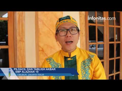 Pildacil Dan Tabligh Akbar SMP Alazhar 19