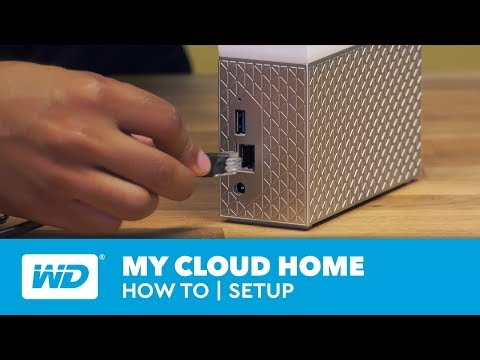 WD My Cloud Home (4TB, WD Red)