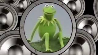 Happy Birthday Video E-Cards, Kermit the frog raps a funny birthday song for your special day