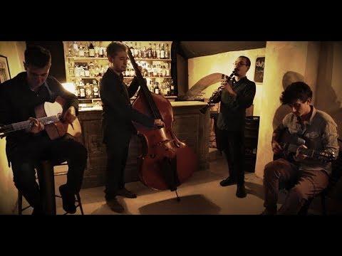 Fleur d'Ennui swing groupe de musique Swing Gipsy Jazz anni 30  Firenze musiqua.it