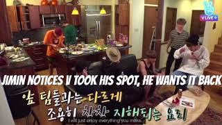 Taekookvkook Honest Analysis Bon Voyage S2 P8