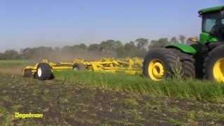 Pro-Till High Performance Tillage Cultivator - Wheat Field