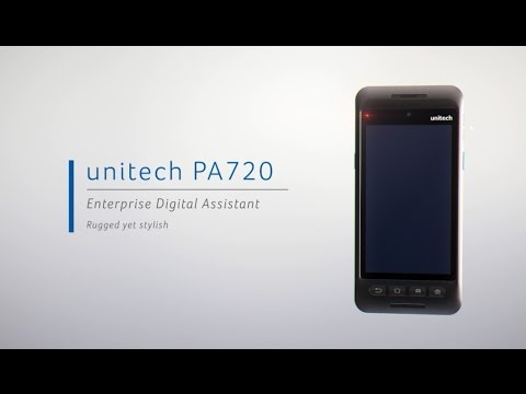 【Industrial PDA】PA720 Product Introduction