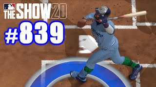 MIGHT CHANGE THE NAME OF THIS CHANNEL! | MLB The Show 20 | Road to the Show #839