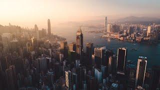 【4K】Walk at Lugard Road - The Peak - Hong Kong | ルガード・ロードの展望台 |ビクトリア・ハーバー