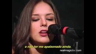 Anna Nalick - Live @ RMTV - Forever Love (Legendado)