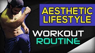 MY WORKOUT ROUTINE (EXCLUSIVE CONTENT!!) | AESTHETIC LIFESTYLE | AESTHETICALLY