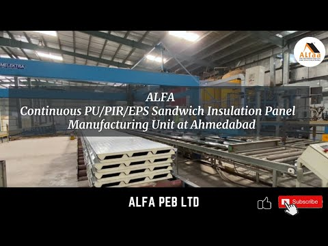 90mm PUF Roofing Sheet