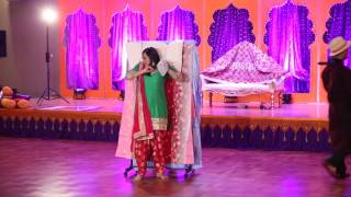 Best Indian Wedding Bollywood Style Skit Performance 2016
