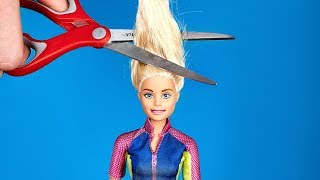 Ein umwerfendes Umstyling für deine Lieblings-Barbie