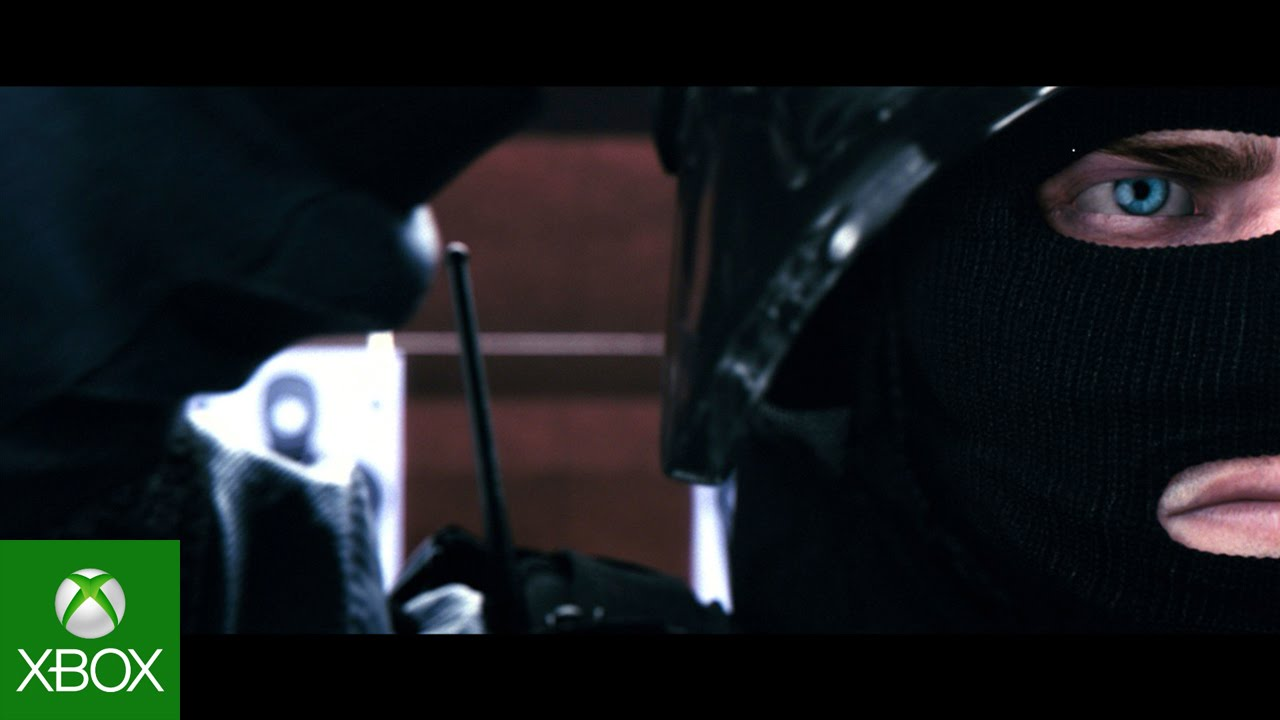 Tom Clancy's Rainbow Six Siege – Release Date Announcement Trailer