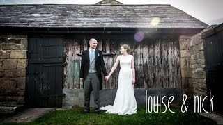 preview picture of video 'Wrexham Wedding Photographer // Louise and Nick'