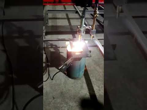 G-MAK Classic Cut CNC Plasma Profile Cutting Machine