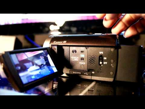 Sony HDR-CX350 Review.mp4