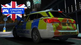 GTA V Londons Calling Role-Play Clan Official Patrol 240 (Hold That Door!)