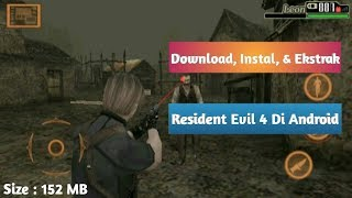 resident evil 4 android download ppsspp - TH-Clip
