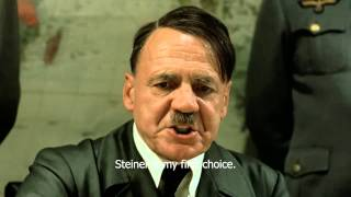Hitler plans to change his driver
