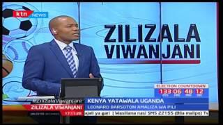Zilizala Viwanjani: Kenya yatawala Uganda katika mbio za nyika