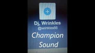 YT.Million Stylez. Mr.Williams, Blackout ja, Iverse & Jah Knight -  Champion Sound