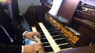 "Video thumbnail of ""G.F.  Haendel - Alleluja z oratorium Mesjasz"""