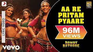 Sajid Wajid, Mamta Sharma, Sarosh Sami   Aa Re Pritam Pyaare (Lyric Video)