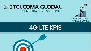 4G LTE KPI (Key Performance Indicators) Training Course | What are LTE KPIs