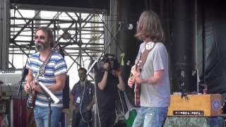 Chris Robinson Brotherhood - Lets Go Lets Go Lets Go - Mountain Jam 6-8-14