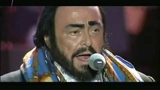 ☛ ☛ Zucchero, Pavarotti AND Bocelli, Miserere (Rare version)