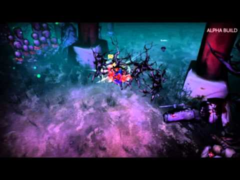 Watch American McGee's Gritty Take On Red Riding Hood In Action With Akaneiro