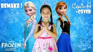 Frozen REMAKE - Do You Want To Build A Snowman (Ceylin-H Cover)