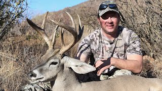 Epic Mexico Coues Deer Hunt
