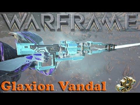 Warframe - Glaxion Vandal [4 Forma Setup]
