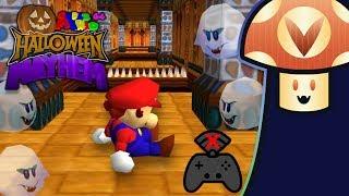 [Vinesauce] Vinny - Mario 64 Halloween Mayhem
