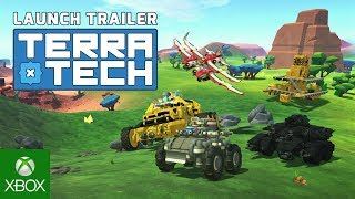 Picture of a game: Terratech
