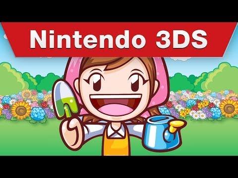Видео № 0 из игры Gardening Mama: Forest Friends [3DS]
