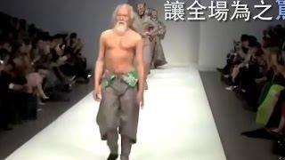 Самый удивительный старик в мире , ему 80 лет