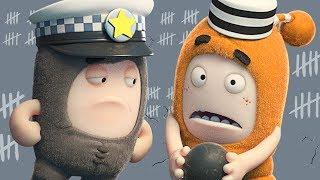 Oddbods   Prison Escape   Cartoons For Children   Oddbods & Friends