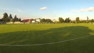 preview picture of video 'Mecz LKS Silesia Lubomia - GKS Dąb Gaszowice 17 08 2014'