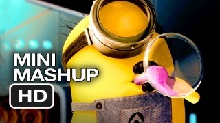 Mini Minion Mashup - Despicable Me 2 (2013) - Steve Carell Movie HD
