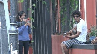 Beggar Singing English Song Prank | Pranks In India | Indian Cabbie